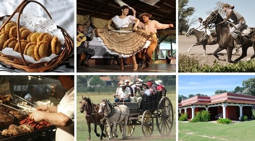 What is Argentina famous for?  - ảnh 1