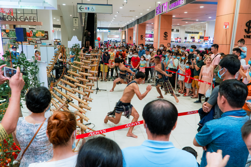 Traditional Central Highlands culture introduced in HCM City - ảnh 3