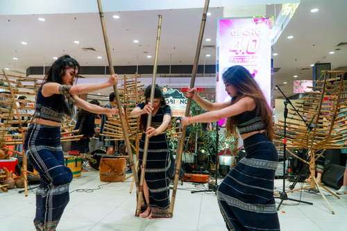 Traditional Central Highlands culture introduced in HCM City - ảnh 7