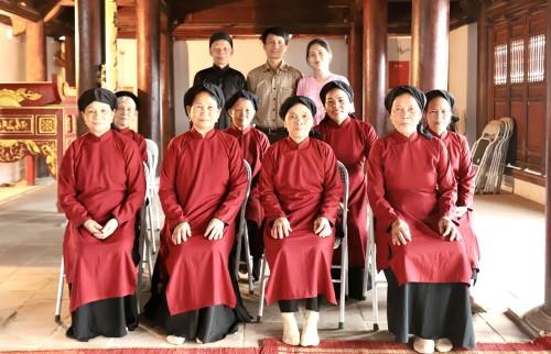 Original Xoan melodies preserved in Phu Tho ancestral land - ảnh 2