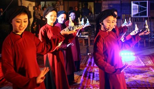 Original Xoan melodies preserved in Phu Tho ancestral land - ảnh 3