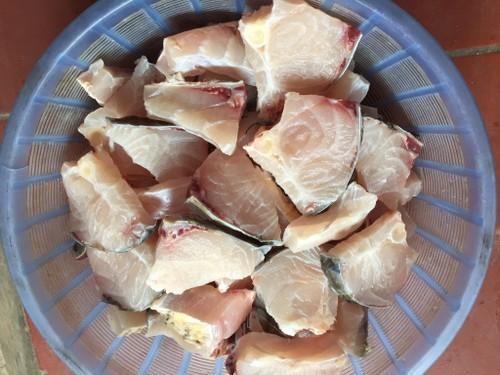 Sour fish dish of the Thai in Vietnam's northwest region - ảnh 1