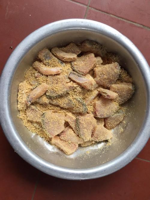 Sour fish dish of the Thai in Vietnam's northwest region - ảnh 2