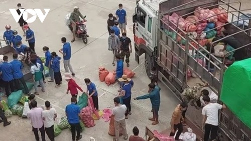 Mutual assistance during pandemic in Son La - ảnh 2
