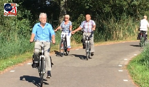 How cycling becomes a symbol of Dutch culture - ảnh 2