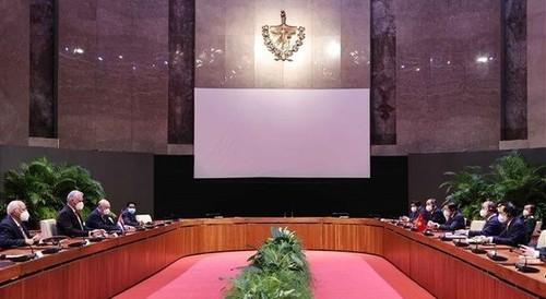 Vietnam, Cuba seek to bolster ties across the board - ảnh 1