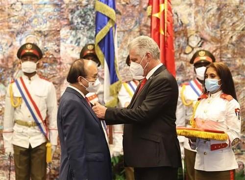 Vietnam, Cuba seek to bolster ties across the board - ảnh 2