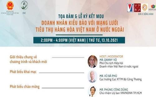 Overseas Vietnamese businesses help build national trademark - ảnh 1
