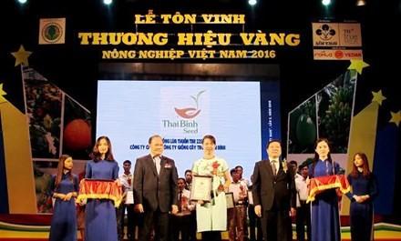 79 labels d'or de l'agriculture vietnamienne à l'honneur - ảnh 1