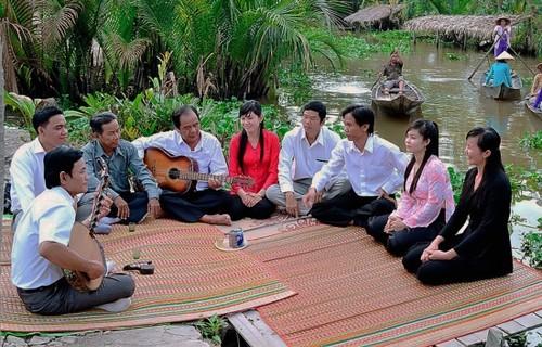 Provinsi Bac Lieu, tempat ayunan seni Don Ca Tai Tu - ảnh 1