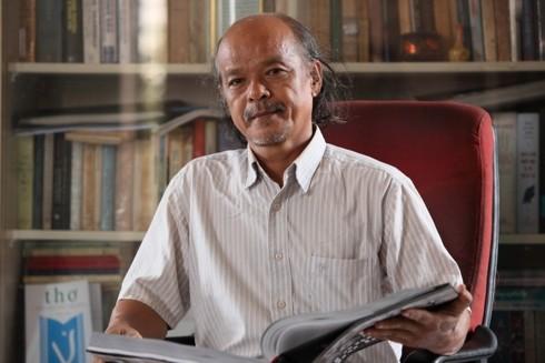 Para penyair etnis minoritas Cham - ảnh 1