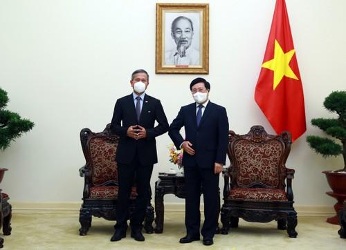 Viet Nam dan Singapura Bekerja Sama untuk Meningkatkan Kapasitas Sub-kawasan Mekong - ảnh 1