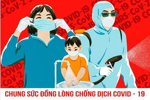 Badan Usaha Sambut Seruan Sekjan Nguyen Phu Trong, Kompak Atasi Kesulitan, Wabah - ảnh 1