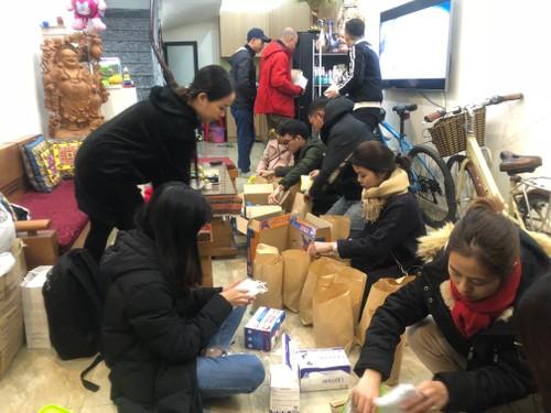 Por extender actividades caritativas en Hanói - ảnh 1