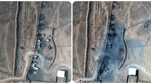 Escalan las tensiones en Oriente Medio tras un ataque aéreo de Estados Unidos en Siria - ảnh 1