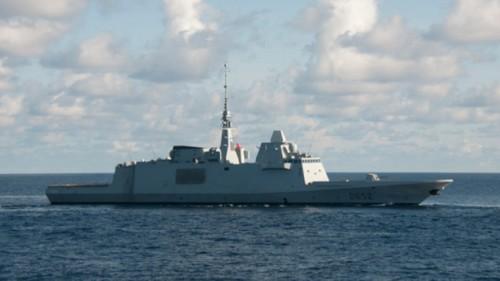 La Pérouse: ejercicio naval cuádruple y asociación estratégica de la India con Francia - ảnh 1