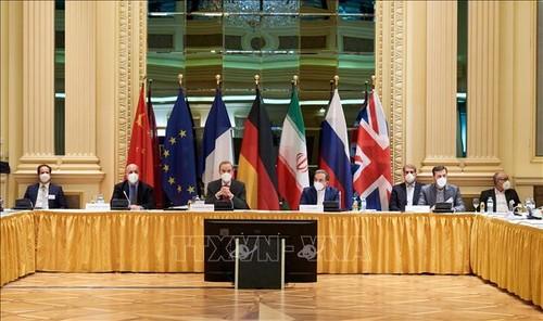 Continúan los esfuerzos para revivir el acuerdo nuclear de Irán y las principales potencias mundiales - ảnh 1