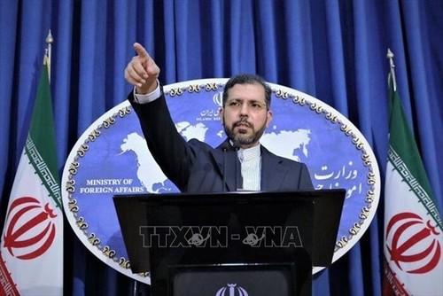 Continúan los esfuerzos para revivir el acuerdo nuclear de Irán y las principales potencias mundiales - ảnh 2