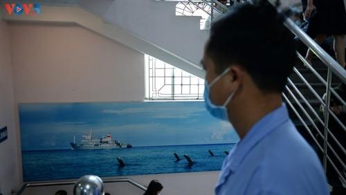 Un Truong Sa en el Hospital de la Universidad de Medicina de Hanói - ảnh 6