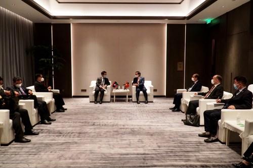 Vietnam y Laos decididos a fortalecer las relaciones - ảnh 1