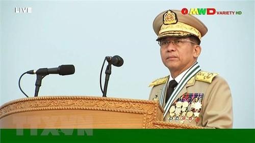 Asean apoya búsqueda de solución pacífica en Myanmar - ảnh 1