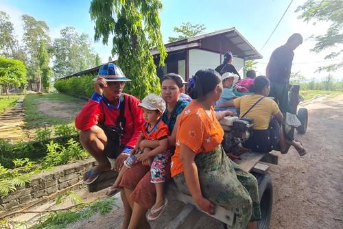 Myanmar coopera con la Asean para estabilizar la situación del país  - ảnh 1