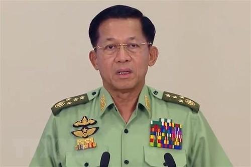 Myanmar coopera con la Asean para estabilizar la situación del país  - ảnh 2