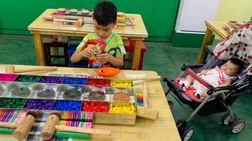 Un verano especial para los niños en Binh Duong - ảnh 3