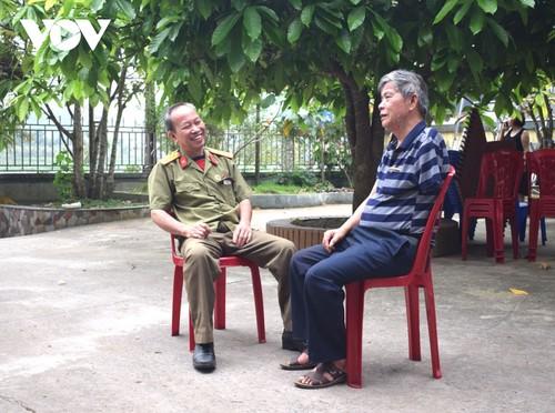 Luong Van Thuan, un veterano empeñado en actividades sociales - ảnh 2