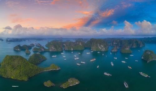 Destinos imperdibles para turistas extranjeros en Vietnam - ảnh 1