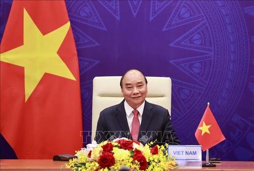 Vietnam participa activamente del foro extraordinario de APEC - ảnh 1