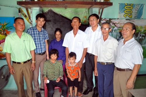 Vietnam: No dejan atrás a las víctimas del agente naranja/dioxina - ảnh 1