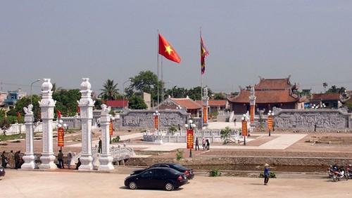 Kuil memuja Khuc Thua Du-Situs peninggalan sejarah nasional di daerah Ninh Giang - ảnh 1