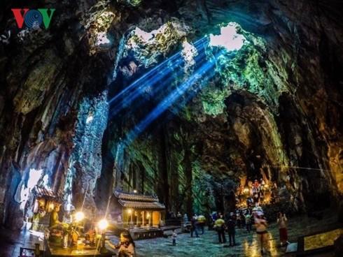 Menguak tabir  pusaka-pusaka  budaya di Kota Da Nang - ảnh 1