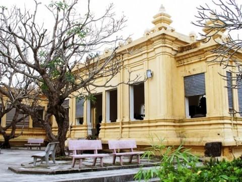 Menguak tabir  pusaka-pusaka  budaya di Kota Da Nang - ảnh 3