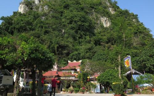 Ngu Hanh Son-simbol dari Kota Wisata Da Nang - ảnh 1