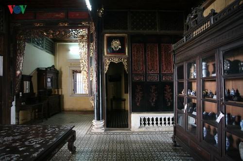 Menguak tabir situs peninggalan sejarah nasional: Rumah kuno Huynh Thuy Le - ảnh 4