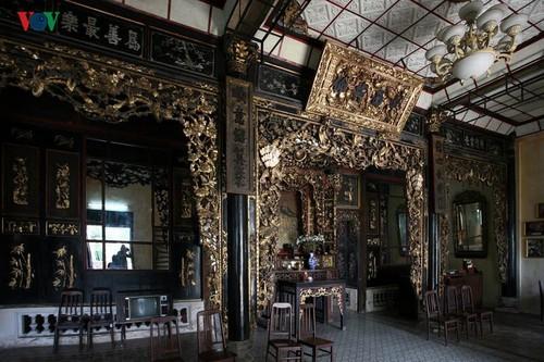 Menguak tabir situs peninggalan sejarah nasional: Rumah kuno Huynh Thuy Le - ảnh 2