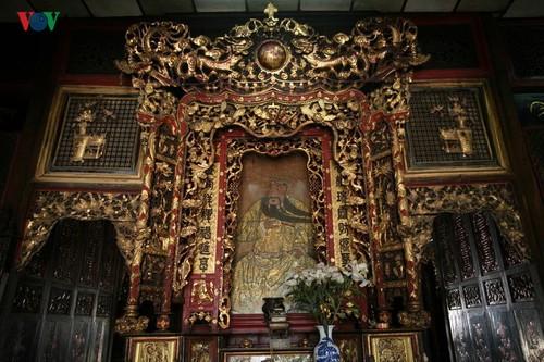 Menguak tabir situs peninggalan sejarah nasional: Rumah kuno Huynh Thuy Le - ảnh 3