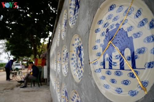 Thông điệp bảo vệ môi trường từ con đường nghệ thuật ven sông Hồng - ảnh 11