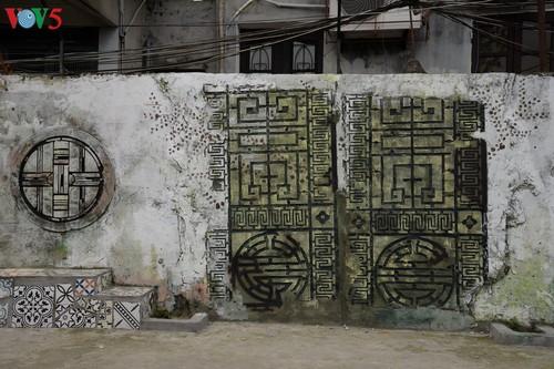 Thông điệp bảo vệ môi trường từ con đường nghệ thuật ven sông Hồng - ảnh 13
