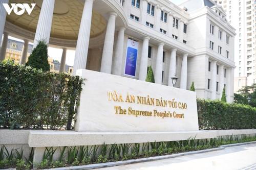 Trụ sở mới uy nghi của cơ quan xét xử cao nhất nước CHXHCN Việt Nam - ảnh 2