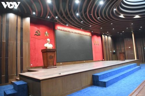 Trụ sở mới uy nghi của cơ quan xét xử cao nhất nước CHXHCN Việt Nam - ảnh 9