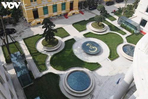 Trụ sở mới uy nghi của cơ quan xét xử cao nhất nước CHXHCN Việt Nam - ảnh 5
