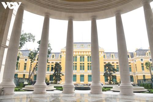 Trụ sở mới uy nghi của cơ quan xét xử cao nhất nước CHXHCN Việt Nam - ảnh 4