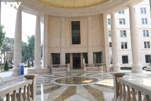 Trụ sở mới uy nghi của cơ quan xét xử cao nhất nước CHXHCN Việt Nam - ảnh 17