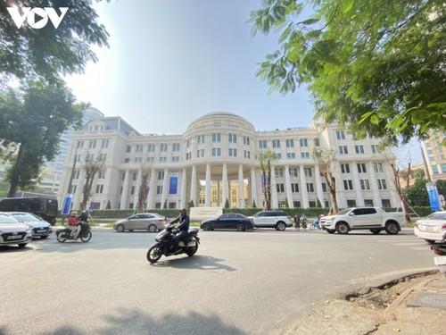 Trụ sở mới uy nghi của cơ quan xét xử cao nhất nước CHXHCN Việt Nam - ảnh 18