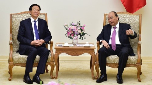 Le PM reçoit le ministre chinois de l'Agriculture et des Affaires rurales - ảnh 1