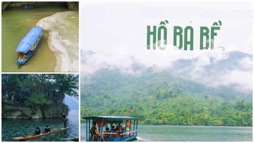 Le lac Ba Bê, la perle verte du Nord-Est - ảnh 1