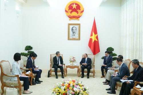 Nguyên Xuân Phuc: le Japon est toujours un partenaire de premier rang du Vietnam - ảnh 1